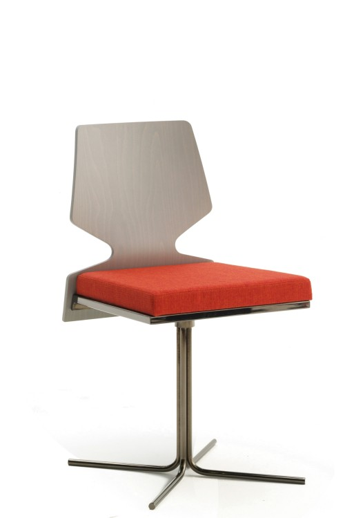 Gong Central Column Chair